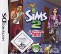 The Sims 2: Apartment Pets Nintendo DS Front Cover