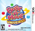 Bust-A-Move Universe Nintendo 3DS Front Cover