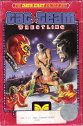 Tag Team Wrestling PC Booter Front Cover