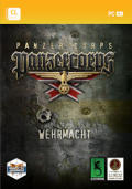 Panzer Corps: Wehrmacht Windows Front Cover