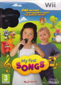 My First Songs Wii Front Cover