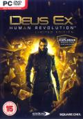 Deus Ex: Human Revolution (Limited Edition) Windows Front Cover