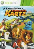 Dreamworks Super Star Kartz Xbox 360 Front Cover