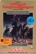 Death Knights of Krynn Commodore 64 Front Cover
