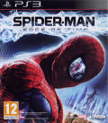 Spider-Man: Edge of Time PlayStation 3 Front Cover