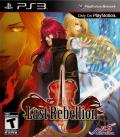 Last Rebellion PlayStation 3 Front Cover