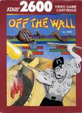 Off the Wall Atari 2600 Front Cover