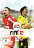 FIFA Soccer 12 Macintosh Front Cover