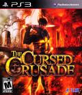 The Cursed Crusade PlayStation 3 Front Cover
