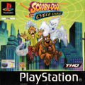 Scooby-Doo and the Cyber Chase PlayStation Front Cover