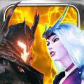 Blades of Fury iPhone Front Cover
