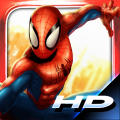 Spider-Man: Total Mayhem iPad Front Cover