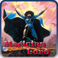 Magician Lord PlayStation 3 Front Cover