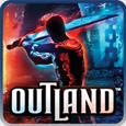 Outland PlayStation 3 Front Cover
