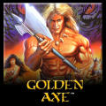 Golden Axe iPad Front Cover