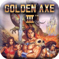 Golden Axe III iPhone Front Cover