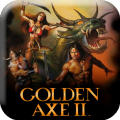 Golden Axe II iPhone Front Cover