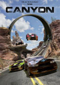 TrackMania²: Canyon Windows Front Cover