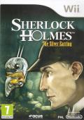 Sherlock Holmes: Secret of the Silver Earring Wii Front Cover