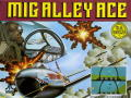 MiG Alley Ace Atari 8-bit Front Cover