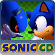 Sonic CD PlayStation 3 Front Cover