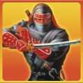 Shinobi III: Return of the Ninja Master iPhone Front Cover