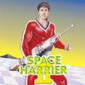 Space Harrier II iPhone Front Cover