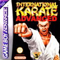 International Karate Advanced Game Boy Advance Front Cover