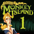 Tales of Monkey Island: Chapter 1 - Launch of the Screaming Narwhal iPhone Front Cover