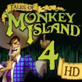Tales of Monkey Island: Chapter 4 - The Trial and Execution of Guybrush Threepwood iPad Front Cover