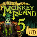 Tales of Monkey Island: Chapter 5 - Rise of the Pirate God iPad Front Cover