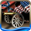 Hidden Mysteries: Civil War - Secrets of the North & South iPhone Front Cover