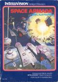 Space Armada Intellivision Front Cover