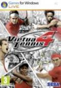 Virtua Tennis 4 Windows Front Cover