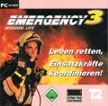 Emergency 3 Windows Front Cover