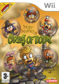 Myth Makers: Orbs of Doom Wii Front Cover