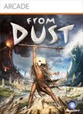 From Dust Xbox 360 Front Cover