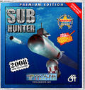Sub Hunter Commodore 64 Front Cover