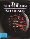 Test Drive II Car Disk: The Supercars DOS Front Cover