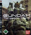Mobile Suit Gundam: Crossfire PlayStation 3 Front Cover