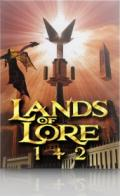 Lands of Lore 1+2 Windows Front Cover