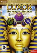 Luxor: The King's Collection (3 games in 1) Windows Front Cover