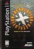 Revolution X PlayStation Front Cover