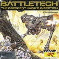 BattleTech: The Crescent Hawk's Inception DOS Front Cover