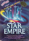 Star Empire DOS Front Cover
