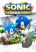 Sonic: Generations Windows Front Cover