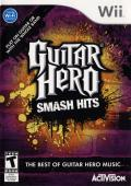 Guitar Hero Smash Hits Wii Front Cover