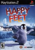 Happy Feet PlayStation 2 Front Cover