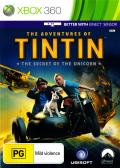 The Adventures of Tintin: The Game Xbox 360 Front Cover