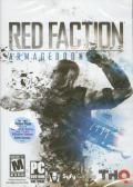 Red Faction: Armageddon Windows Front Cover